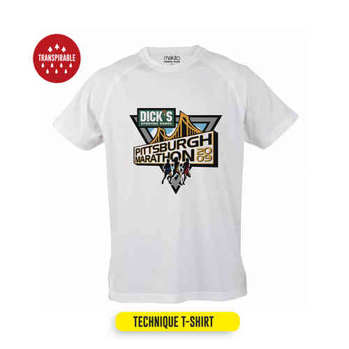 Camiseta Adulto Tecnic Plus